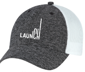 Launch Baseball Cap - Centre Logo