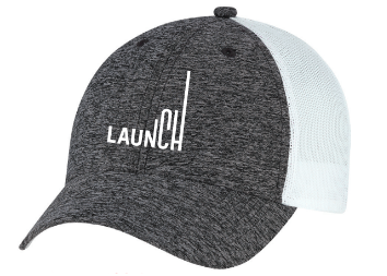 Launch Baseball Cap – Centre Logo